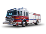 Pumper trucks